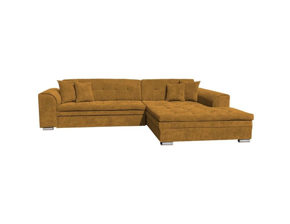 Amarilla sarok kanapé