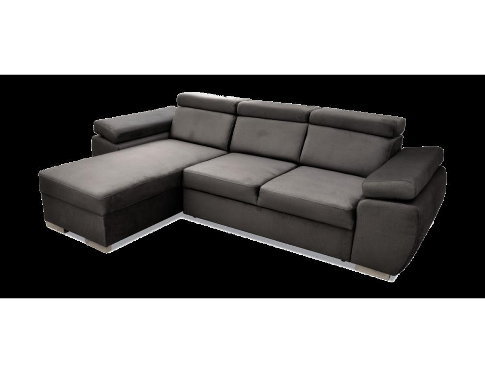 Cortina sarok kanapé