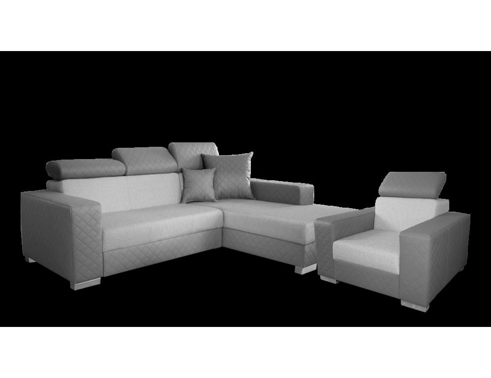 Dakar sarok kanapé és fotel