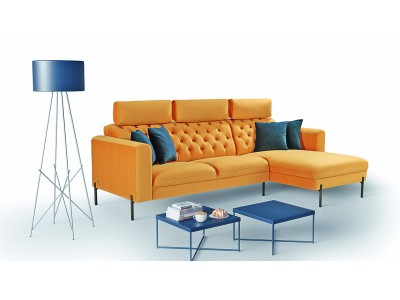 Maxwell sarok kanapé