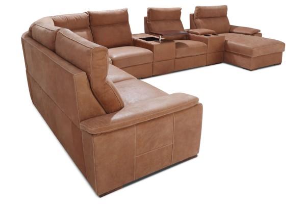 Prestige U alakú moduláris ülőgarnitúra