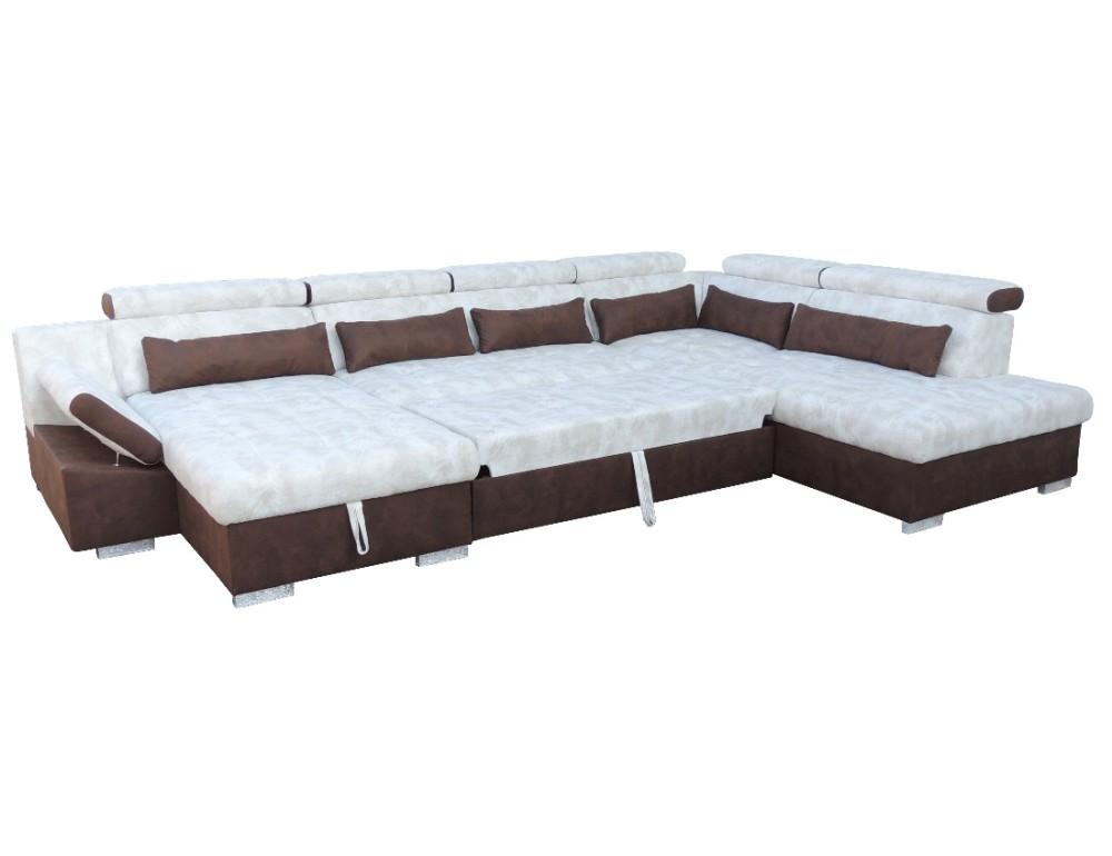 Aphrodité U alakú kanapé