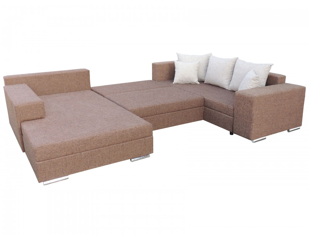 Alabama U alakú kanapé