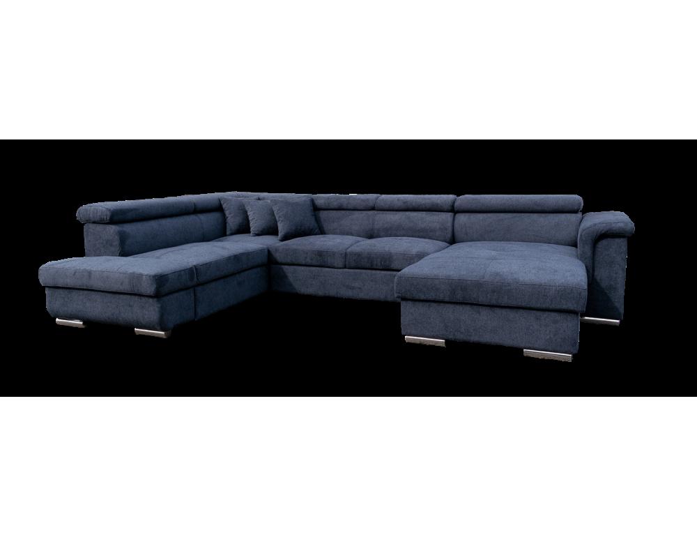 Cerberus U alakú kanapé