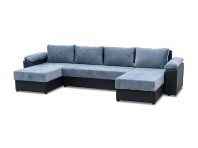 Dallas U alakú kanapé