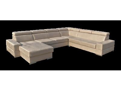 Elemento III. U alakú kanapé