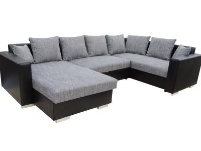 Georgina U alakú kanapé