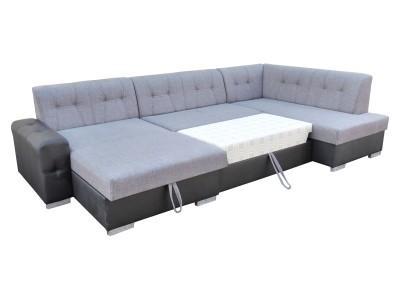 Gold U alakú kanapé