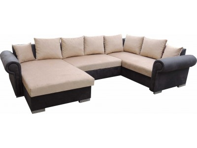 Kira U alakú kanapé