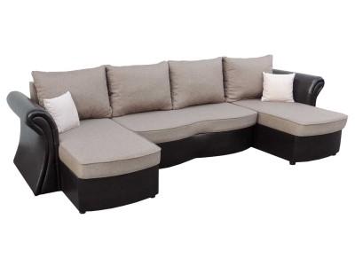 Korzika U alakú kanapé
