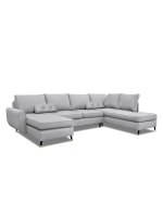 Lucyna U alakú kanapé