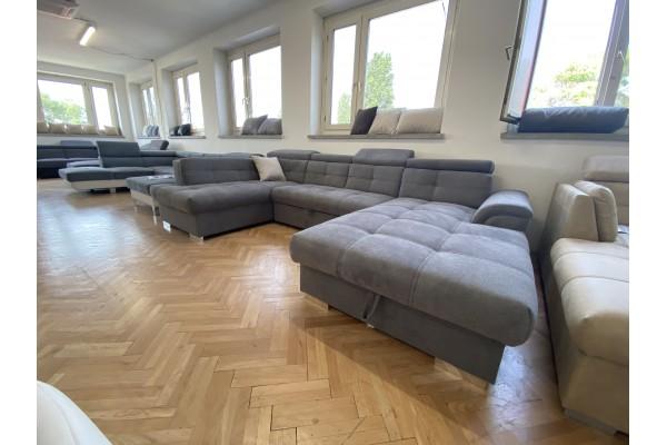Monza New U alakú kanapé