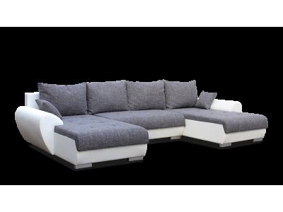 Sansa U alakú kanapé