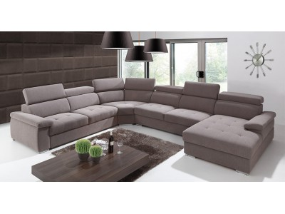 Sokrates U alakú kanapé