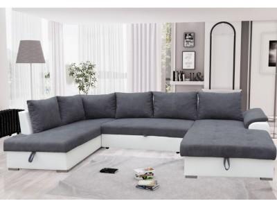 Tokyo U alakú kanapé