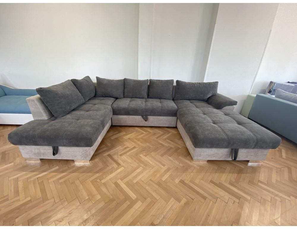 Velence NEW U alakú kanapé